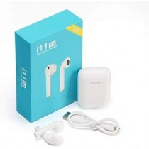 i11 - V5.0 TWS True Wireless Stereo Android/ iOS Bluetooth Earphone with Charging Case
