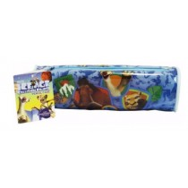 Ice Age Barrel Pencil Case - 22Cm X 7Cm