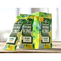 Aroma King Flavour Card - Ice Mint - Lemon - Pack of 25