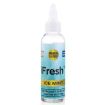 ifresh Premium E Liquid - Ice Mint - 0Mg - 50Ml
