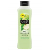 Alberto Balsam Juicy Green Apple Conditioner - For Normal or Greasy Hair - 350ml