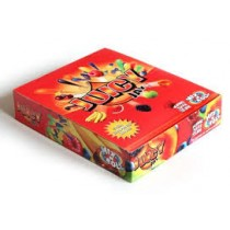 Juicy Jays Flavoured Cigarette Paper Booklets In King Size Slim In Mixed Flavours - Pack Of 24