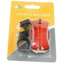 Cycle Club LED Back Bike Light
