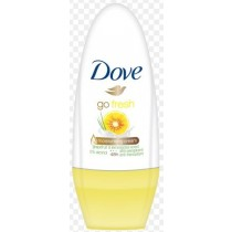 Dove Grapefruit & Lemongrass Roll On Antiperspirant Deodorant - 50Ml