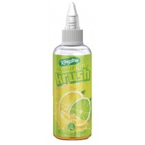 Premium E Liquid - Lemon Lime Krush - 0Mg - 80Ml