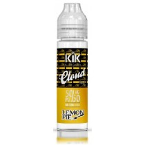Kik Cloud E Liquid - Lemon Pie - 0Mg - 50Ml