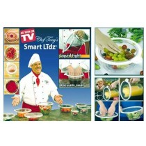 Smart Lids - 4 Piece - As Seen On Tv