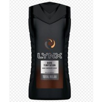 Lynx Dark Temptation Body Wash - Total Relax - 250ml