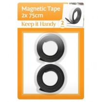 Keep it Handy Magnetic Tape - 2 x 75cm - Pack of 2
