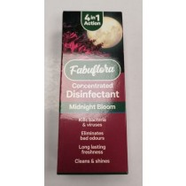 Fabuflora 4-in-1 Concentrated Disinfectant - Midnight Bloom - 150ml