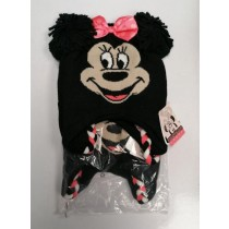 Disney Girls Minnie Peruvian Hat