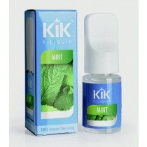 Kik E-Liquid - Mint - 16Mg - 10Ml