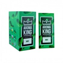 Aroma King Flavour Card - Mint - Pack of 25