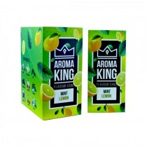 Aroma King Flavour Card - Mint - Lemon - Pack of 25