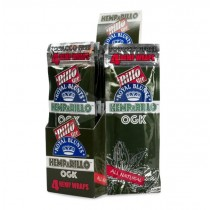 Hemp A Rillo Tobacco Free Royal Blunts - Pack of 15 - Naked