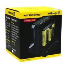 NITECORE INTELLICHARGER i8 WITH 8 BATTERY SLOTS - BATTERIES ARE NOT INCLUDED