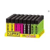 Clipper Classic Large Reusable Lighters - Not Messages - Assorted Colours & Designs