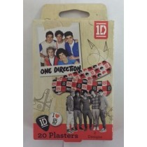 One Direction Plasters - Pack Of 20