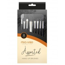 Glamorize Make-up Brushes - Pack of 8