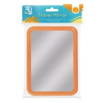 Take A Trip Travel Mirror with Stand - 17.5 x 13cm