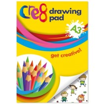 A3 Scribble Drawing And Doodling Pad