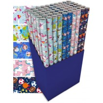 Kids Generic Giftwrap - Designs May Vary - 70 x 300cm