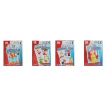 A to Z Plastic Coated Children's Classic Card Games - Designs May Vary
