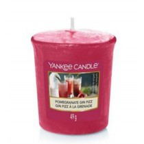 Yankee Candle - Samplers Votive Scented Candle - Pomegranate Gin Fizz - 50g