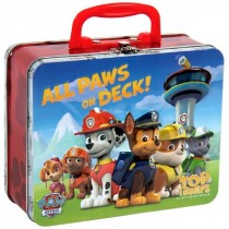 Paw Patrol Top Trumps Collector's Tin - 20 x 17 x 8cm