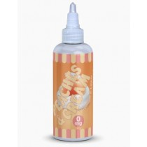 Kingston Premium E Liquid - Peaches & Cream - 0Mg - 80Ml
