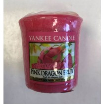 Yankee Candle - Samplers Votive Scented Candle - Pink Dragon Fruit - 50g