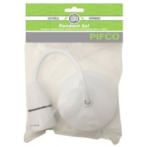 Pifco Pendant Set Pre Wired Ceiling Mounting Lamp Holder