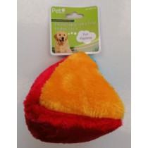 Pet Inc. Polyester Dog Squeaky Toy - 12 x 13cm