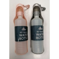 Kingdom Pet Travel Water Bottle - 500ml - Assorted Colours