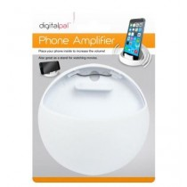 Digital Pal Phone Amplifier - White