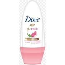 Dove Pomegranate & Lemon Verbena Roll On Antiperspirant Deodorant - 50Ml