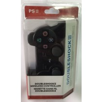 Double Shock Bluetooth Wireless Controller For Ps3 - Colours May Vary