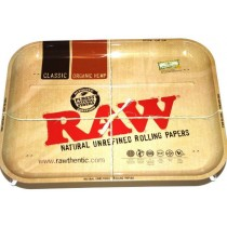 LARGE RAW ROLLING TRAY - 27.5cm x 34cm