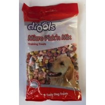 Drools Micro Pick'n Mix Training Dog Tasty Treats Bites - 200 Grams
