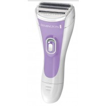 Remington Smooth & Silky Battery Operated Lady Shaver with 2 Year Guarantee - 20 x 16 x 9cm