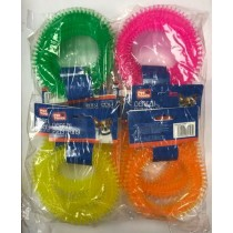 Pet Dog Dental Play Ring - Assorted Colours