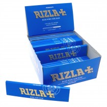 Rizla Blue King Size Slim Cigarette Paper - 50 Booklets
