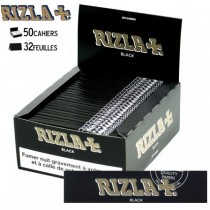 Rizla Black - 50 Booklets