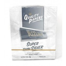 Rizla Silver King Size Slim - 50 Booklets