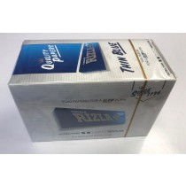 Rizla Blue Cigarette Paper - Booklets Of 100