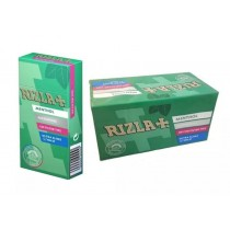 Rizla Plus Filter Tips - Menthol - Ultra Slims - 5,7Mm - Pack Of 120