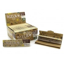 Rizla 32 Combi Pack Natura Cigarette Hemp Paper - Super Slim - Box Of 24 Booklets