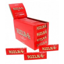 Rizla Red Medium Thin Cigarette Paper - 100 Booklets
