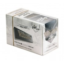 Rizla Super Thin Cigarette Paper - Silver - Box Of 100 Booklets