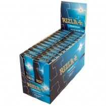 Rizla Plus Polar Blast Extra Slim Filter Tips - Pack of 24